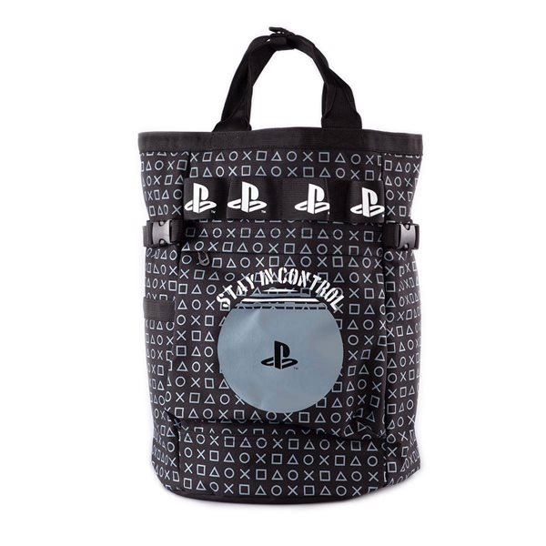 Sony Playstation Backpack Stay in Control