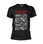 The Rocky Horror Picture Show T-Shirt Block Characters