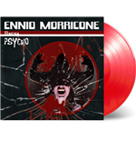 Vynil Ennio Morricone - Psycho -Coloured- (2 Lp)