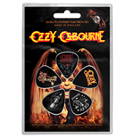 Ozzy Osbourne Plectrum Pack: Ordinary Man (Retail Pack)