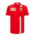 2020 Ferrari Team Shirt (Red)