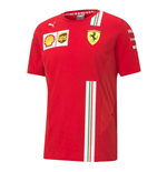 2020 Ferrari Puma Team Tee (Red)
