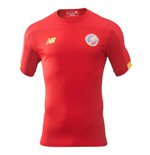 2020-2021 Costa Rica Home Shirt