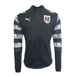 2020-2021 Austria Stadium Jacket (Black)