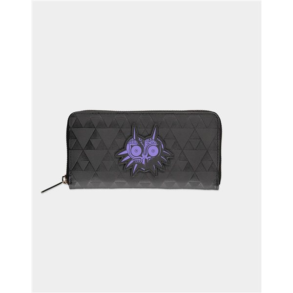 Zelda - Majora's Mask Zip Around Wallet