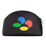 NINTENDO SNES Controllers Wash Bag, Female, Black