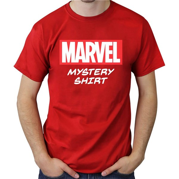 Marvel Comics Men's Mystery T-Shirt - for internal use