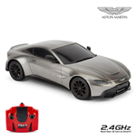 Aston Martin Vantage Radio Controlled Car 1:24 Scale Grey