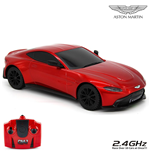 Aston Martin Vantage Radio Controlled Car 1:24 Scale Red