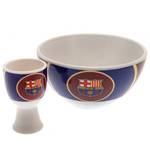 FC Barcelona Breakfast Set BE