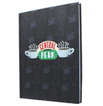 Friends Central Perk 6 x 8 Inch Hardcover Journal