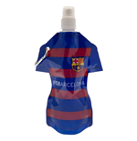 FC Barcelona Flat Bottle