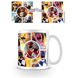 Power Rangers Mug - TZPR1