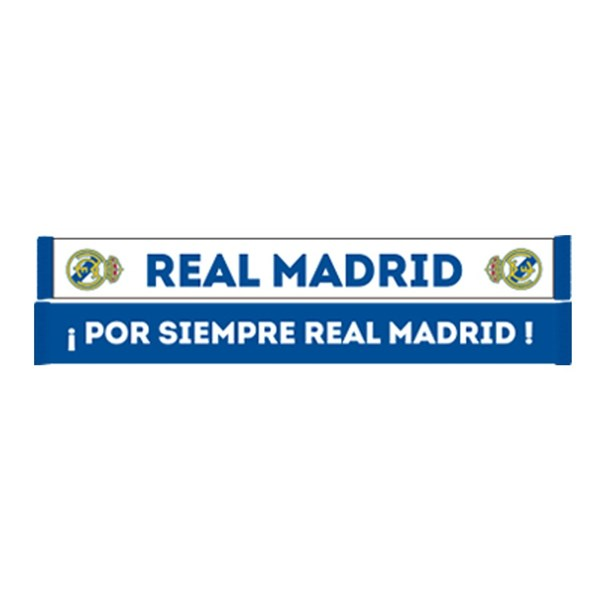 Real Madrid Neck Warmer - RMSCRT1