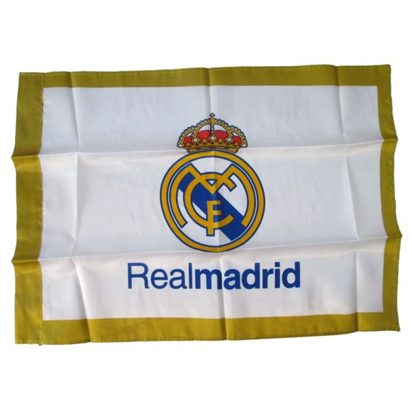 Real Madrid Flag - RMBAN.S