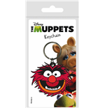 The Muppets Rubber Keychain