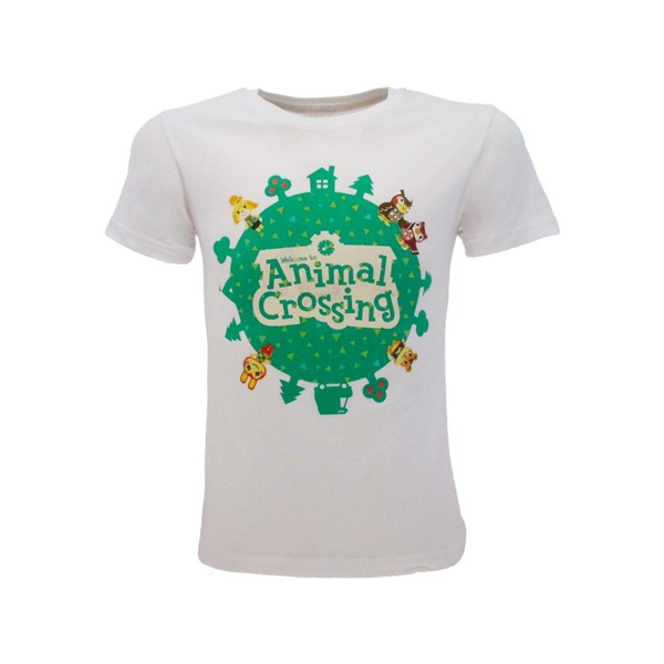 Animal Crossing T-shirt - AC1.BI