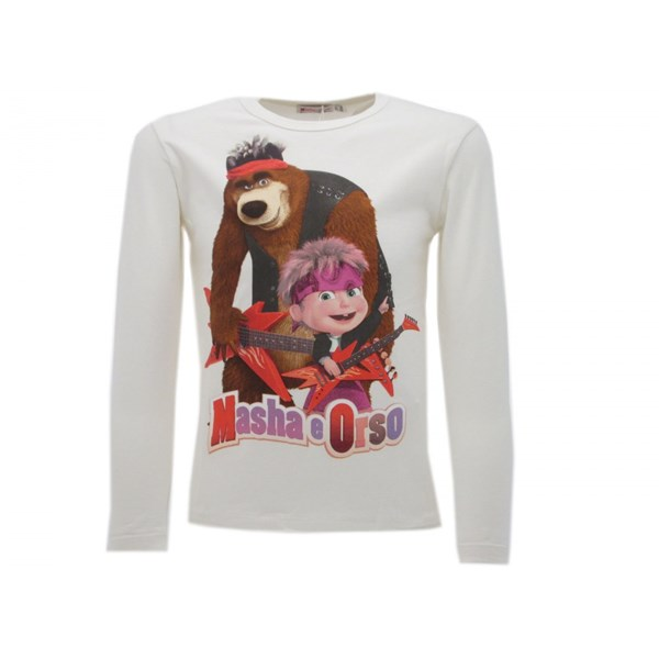 Masha and the Bear T-shirt 399675