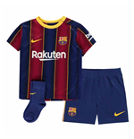 2020-2021 Barcelona Home Nike Baby Kit