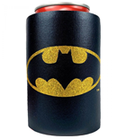 Batman Logo Metallic Finish Can Cooler