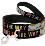 Star Wars The Mandalorian The Child Pod Pose This Is The Way Dog Leash