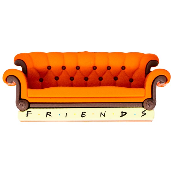 Friends Couch 3D Foam Magnet