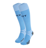 2020-2021 Manchester City Home Football Socks (Blue)