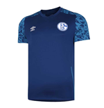 2020-2021 Schalke Training Jersey (Navy)