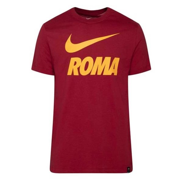 2020-2021 Roma Dry Ground Tee (Team Crimson)