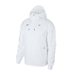 2020-2021 PSG Authentic Windrunner Jacket (White)
