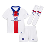 2020-2021 PSG Away Nike Little Boys Mini Kit