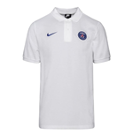 2020-2021 PSG Core Polo Shirt (White)