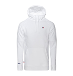 2020-2021 PSG Fleece Hoody (White)