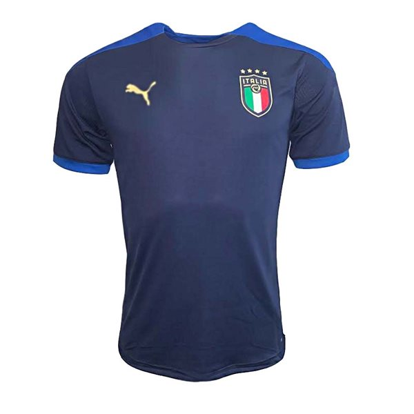 2020-2021 Italy Training Jersey (Peacot) - Kids