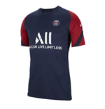 2020-2021 PSG Nike Strike Training Shirt (Navy)