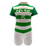 Celtic FC Shirt & Short Set 9/12 mths