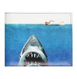 UNIVERSAL Jaws Movie Poster Print Bi-fold Wallet, Male, Multi-colour