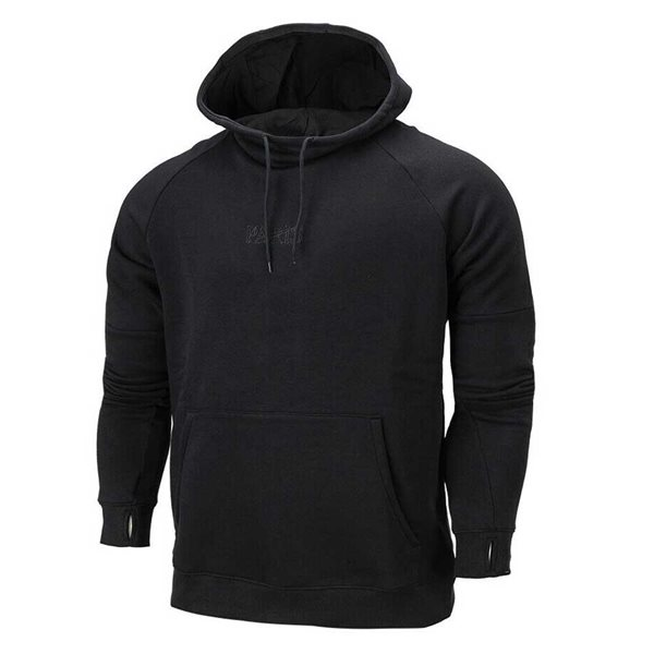 2020-2021 PSG Fleece Hoody (Black)