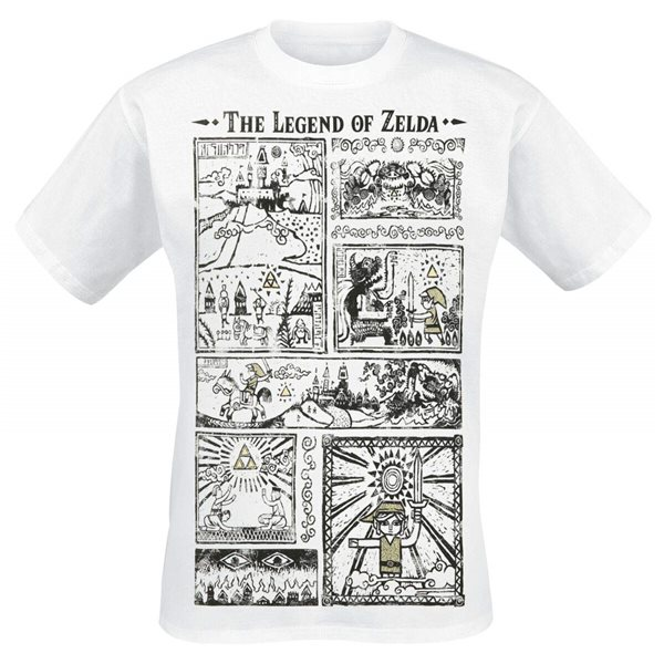 The Legend of Zelda T-shirt 402010