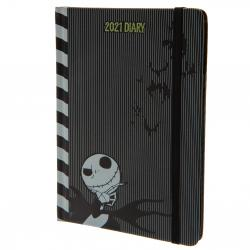 Nightmare Before Christmas A5 Diary 2021