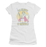 Masters of the Universe She-Ra For The Honor of Grayskull! Women's T-Shirt
