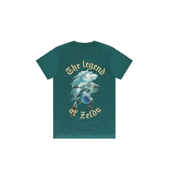 Legend of Zelda T-Shirt Zelda Wolf