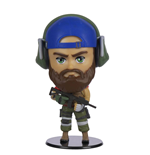 Ghost Recon Ubisoft Heroes Collection Chibi Figure Nomad 10 cm