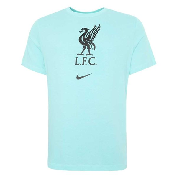 2020-2021 Liverpool Evergreen Crest Tee (Tropical Twist) - Kids