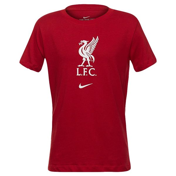 2020-2021 Liverpool Evergreen Crest Tee (Red)