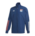 2020-2021 Lyon Presentation Jacket (Mystery Blue)
