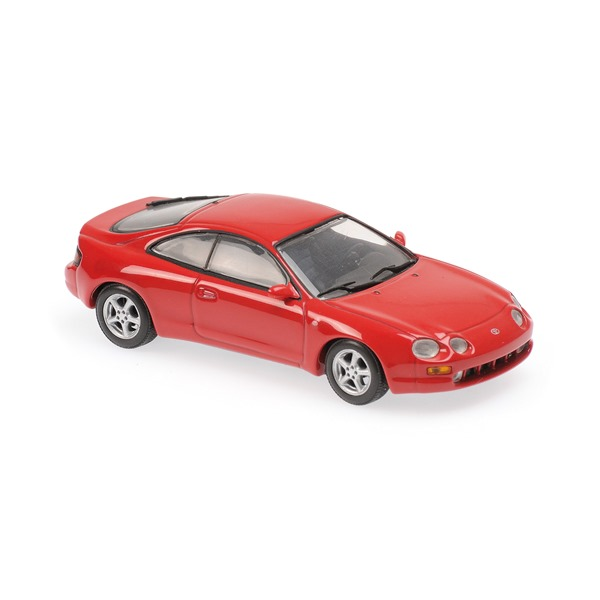 TOYOTA CELICA SS-II COUPE RED 1994