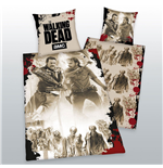 Walking Dead Duvet Set Tag Team 135 x 200 cm / 80 x 80 cm