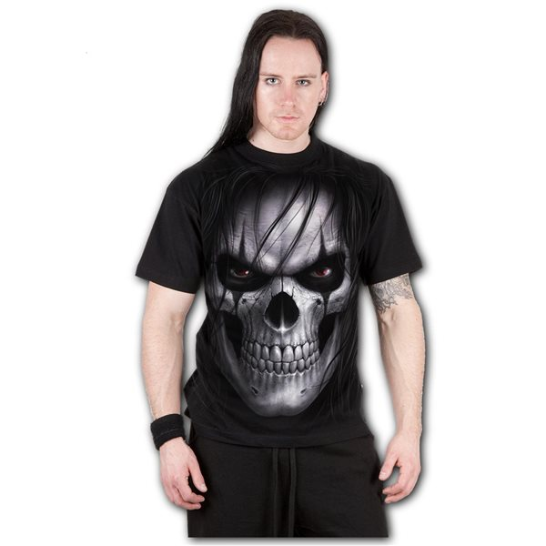 Night Stalker - T-Shirt Black