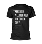 Madness T-Shirt Letter